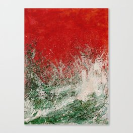 Current Swell Canvas Print