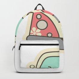 Peace Love Van Backpack