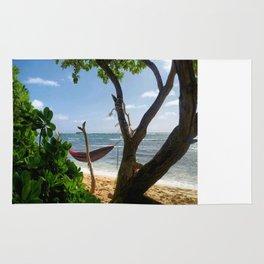 Bikini Beach  Rug