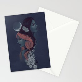 Practical Magic Stationery Cards