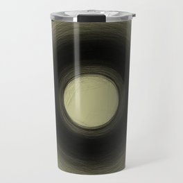 'Supermassive black hole' Travel Mug