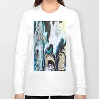 orca Long Sleeve T-shirts featuring Orca by Lauren Yonenson