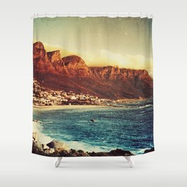Afrika. Shower Curtain
