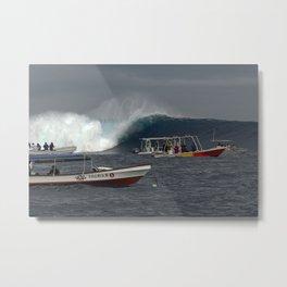 HAWAII'S KALA ALEXANDER Metal Print