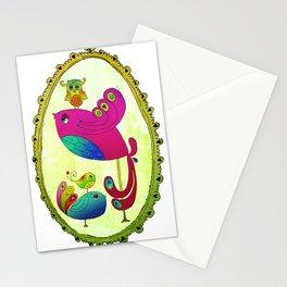 Bird Motherhood Stationery Cards