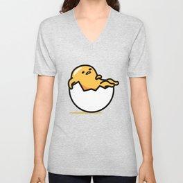 Lazy Egg Unisex V-Neck