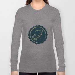 Flared Images Long Sleeve T-shirt