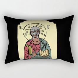 PRAISE DOOM. Rectangular Pillow