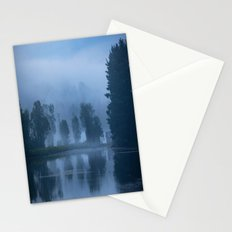 Peaceful Blue Stationery Cards