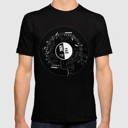 I can hear music T-shirt