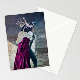 Your Majesty, Parker Penguin Stationery Cards