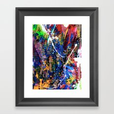 untitled 27 Framed Art Print