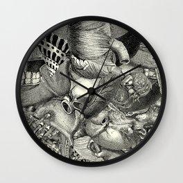 Scavengers Wall Clock