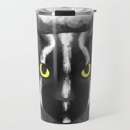 Rise of the planet of the cats Travel Mug