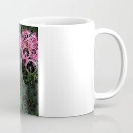 Pink Roses in Anzures 1 Letters 4 Coffee Mug