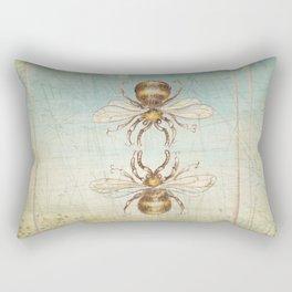 BEEs Rectangular Pillow