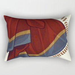 Woman of Wonder Rectangular Pillow