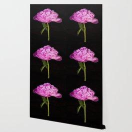 Monsieur Jules Elie Pink Peony Wallpaper