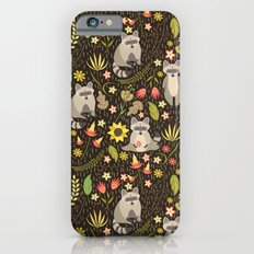 Raccoons iPhone 6s Slim Case