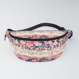 flamingo party Fanny Pack