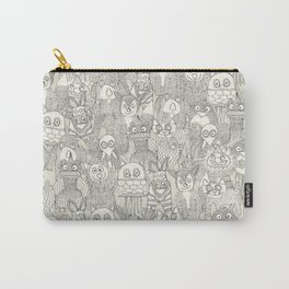 pencil pinatas ivory Carry-All Pouch