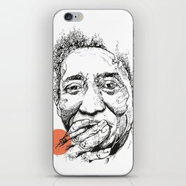 Muddy Waters - Get your mojo! iPhone Skin