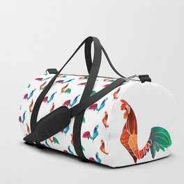 Rooster Duffle Bag
