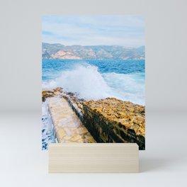 Weekend Splash Mini Art Print