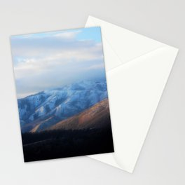Blue Mountains at Dawn Stationery Cards
