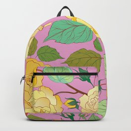 Roses 7 Backpack