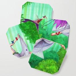 Pole Creatures - Fairy Coaster