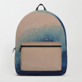 Downside Up Beach Backpack