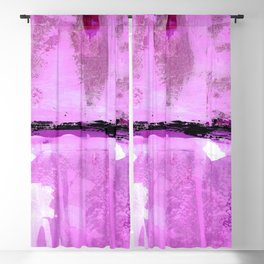 Lost In The Moment No.2d by Kathy Morton Stanion Blackout Curtain