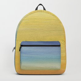 Desert sunset collection Backpack