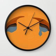 Tears of love Wall Clock