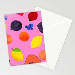 Fruity Fresh Stationery Cards
