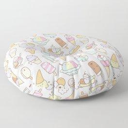 I love Ice Cream Floor Pillow