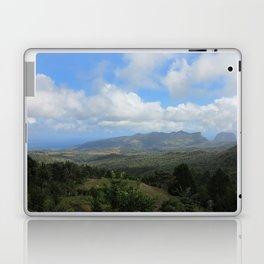 Mauritius view Laptop & iPad Skin