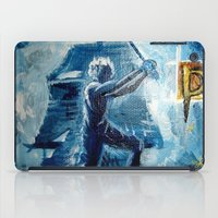 peter pan iPad Cases featuring Peter Pan by ANoelleJay