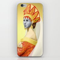 russia iPhone & iPod Skins featuring RUSSIA by Яussia