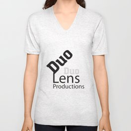 Duo Lens Productions Unisex V-Neck