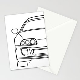 Supra Stationery Cards