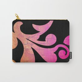 The Pinkest Flower Carry-All Pouch