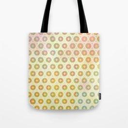 Star Dots Tote Bag