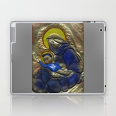 Jesus Was A Yankee's Fan Laptop & iPad Skin