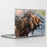 leon Laptop & iPad Skins featuring Leon by KOSTART
