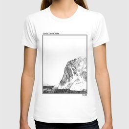 Escapism : Great Heights  T-shirt