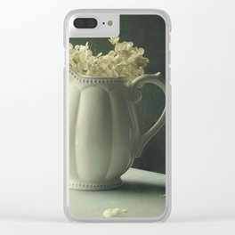 Just still Clear iPhone Case