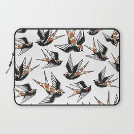 Rose Sparrows Laptop Sleeve