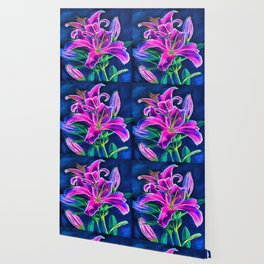 Colors of the Garden Wallpaper